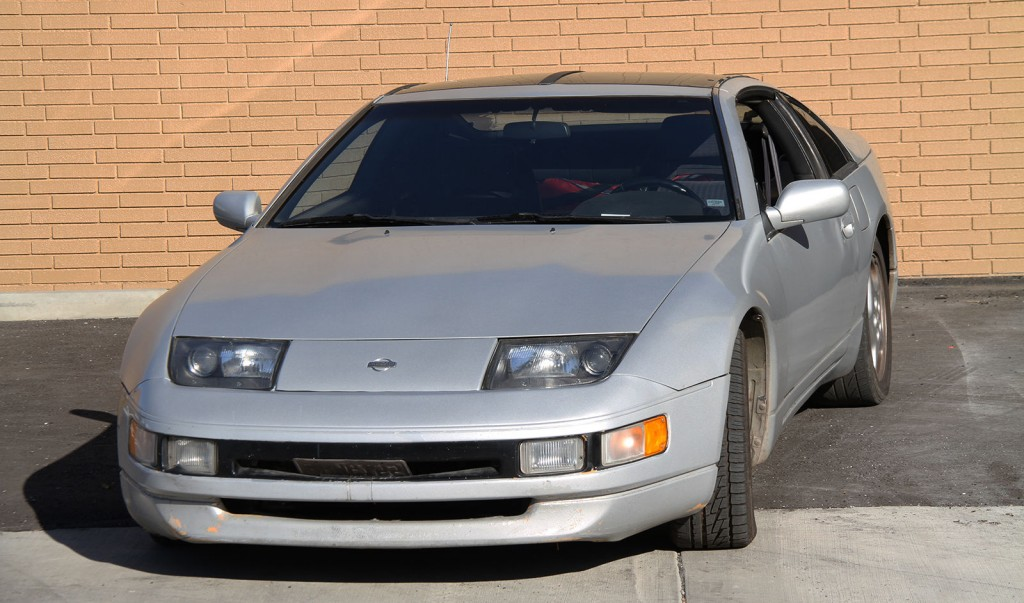 1993 Nissan 300 ZX T-Top