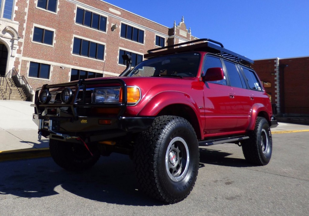 1993 Toyota Land Cruiser For Sale