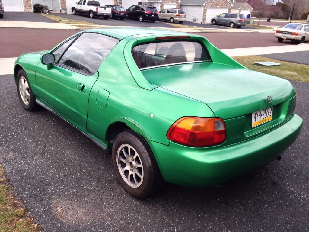 Honda Del Sol For Sale X