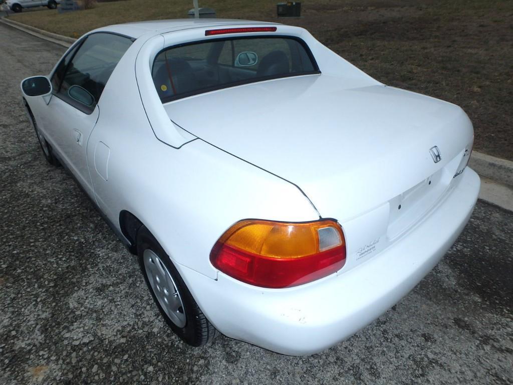 1995 Honda Del Sol