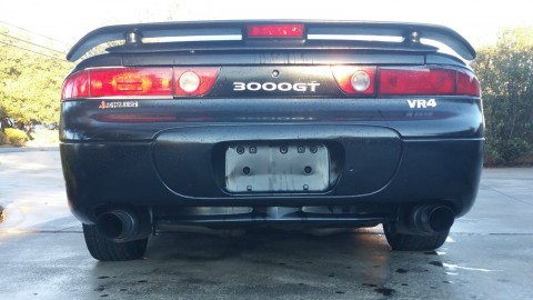 1995 Mitsubishi 3000GT VR4 Twin Turbo for sale