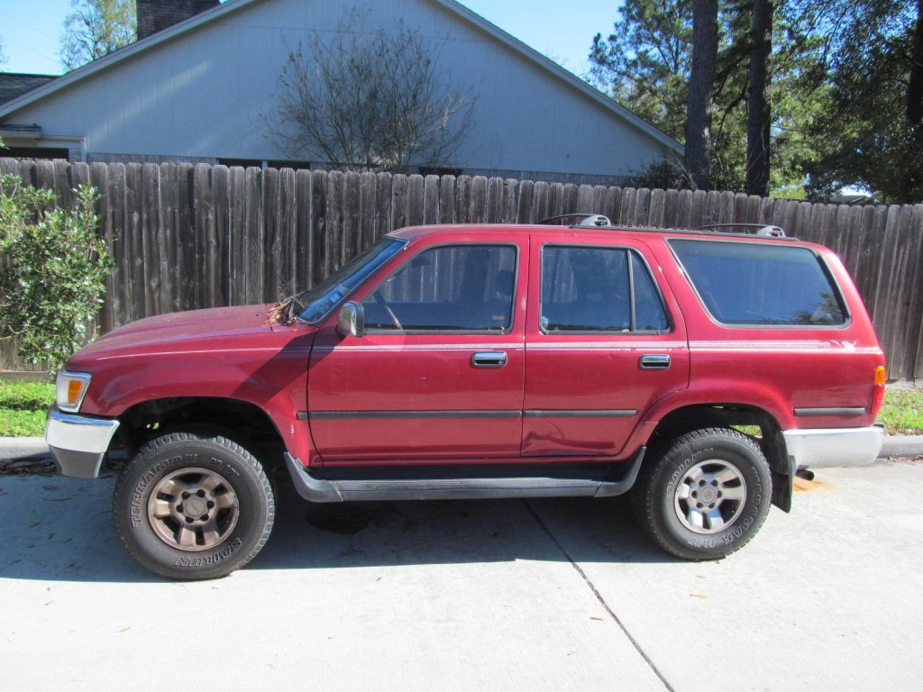 Houston Cars For Sale >> 1995 Toyota 4Runner for sale