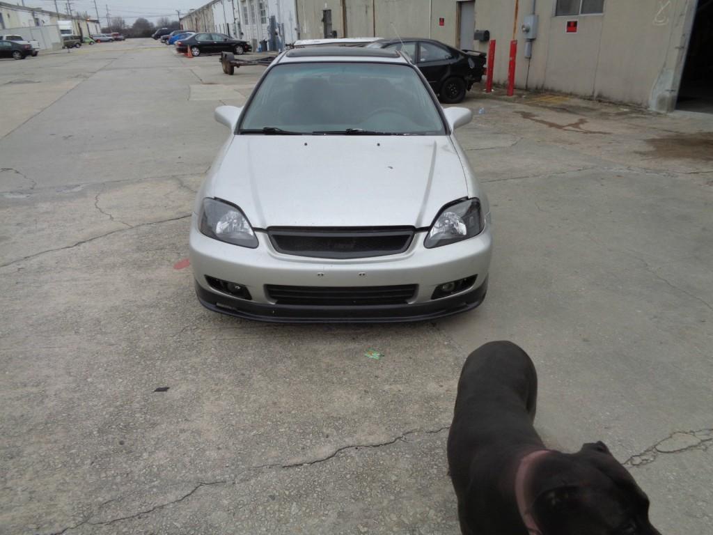 2000 Honda Civic EX