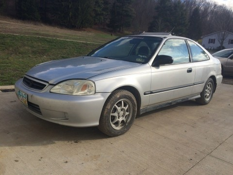2000 Honda Civic HX 5spd for sale