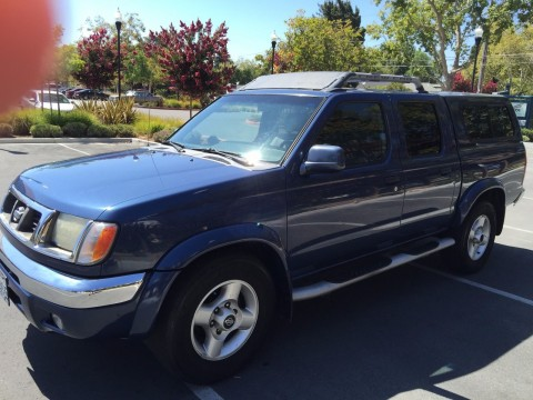 2000 Nissan Frontier SE CC 4×4 for sale