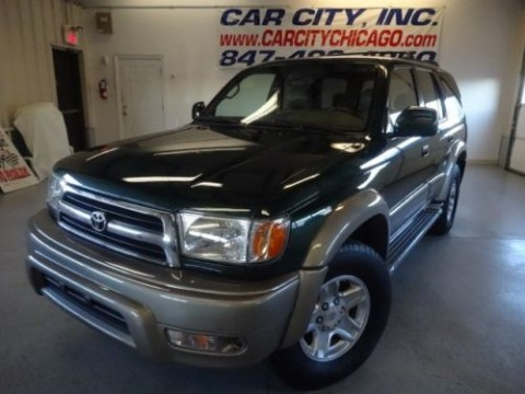 2000 Toyota 4Runner Limited 2WD for sale