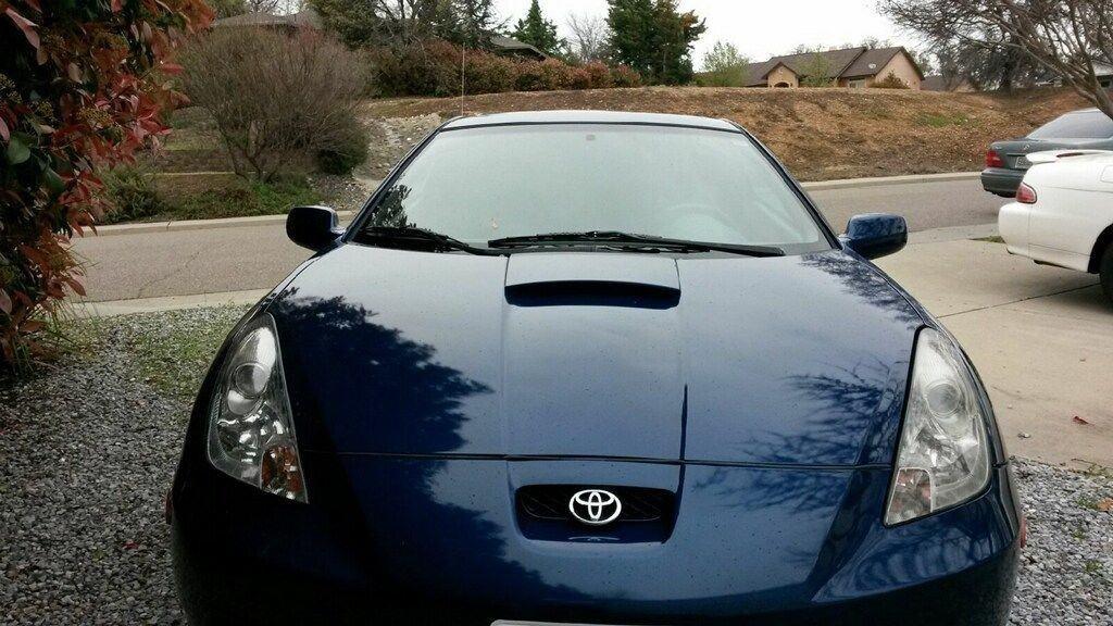 2000 Toyota Celica GTS 6 Speed