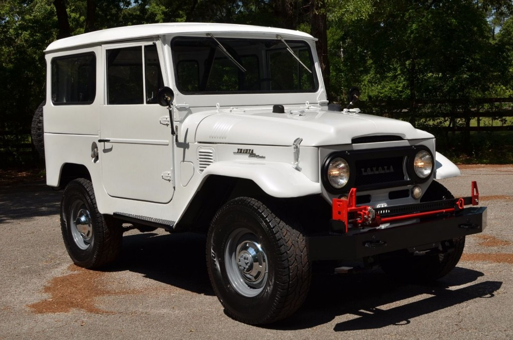 Toyota Fj40 For Sale >> 1963 Toyota Land Cruiser FJ40 for sale