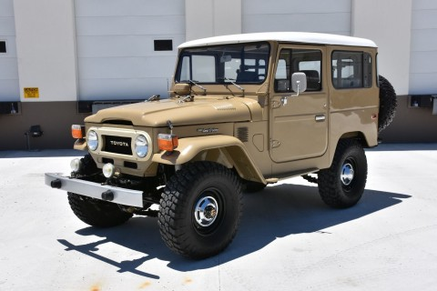 1978 Toyota Land Cruiser FJ40 for sale