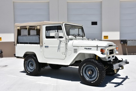 1978 Toyota Land Cruiser FJ43 for sale