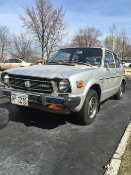 1979 Honda Civic for sale
