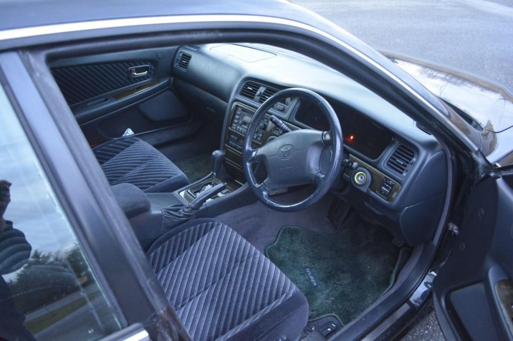 1980 Toyota Jzx100 Chaser Tourer V