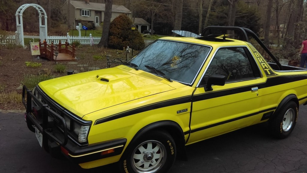 1982 Subaru Brat For Sale