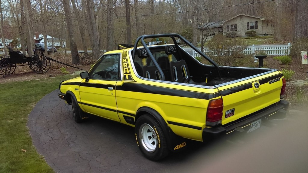 subaru brat roll bar 1982 subaru brat for sale 1982 subaru brat for sale owned and operated. Black Bedroom Furniture Sets. Home Design Ideas