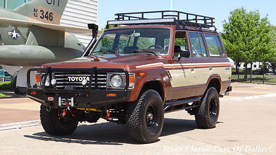 1984 Toyota Land Cruiser FJ62 for sale