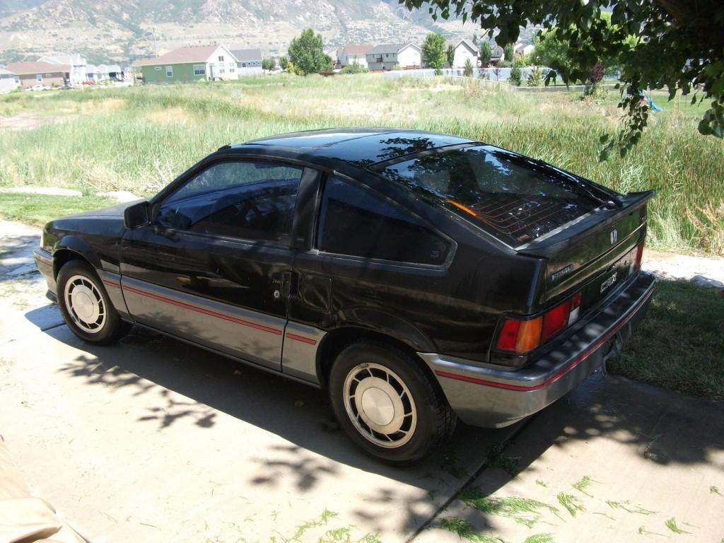 1985 Honda CRX SI