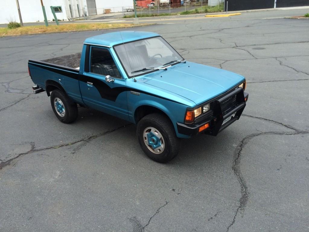 1985 Nissan 720 4X4