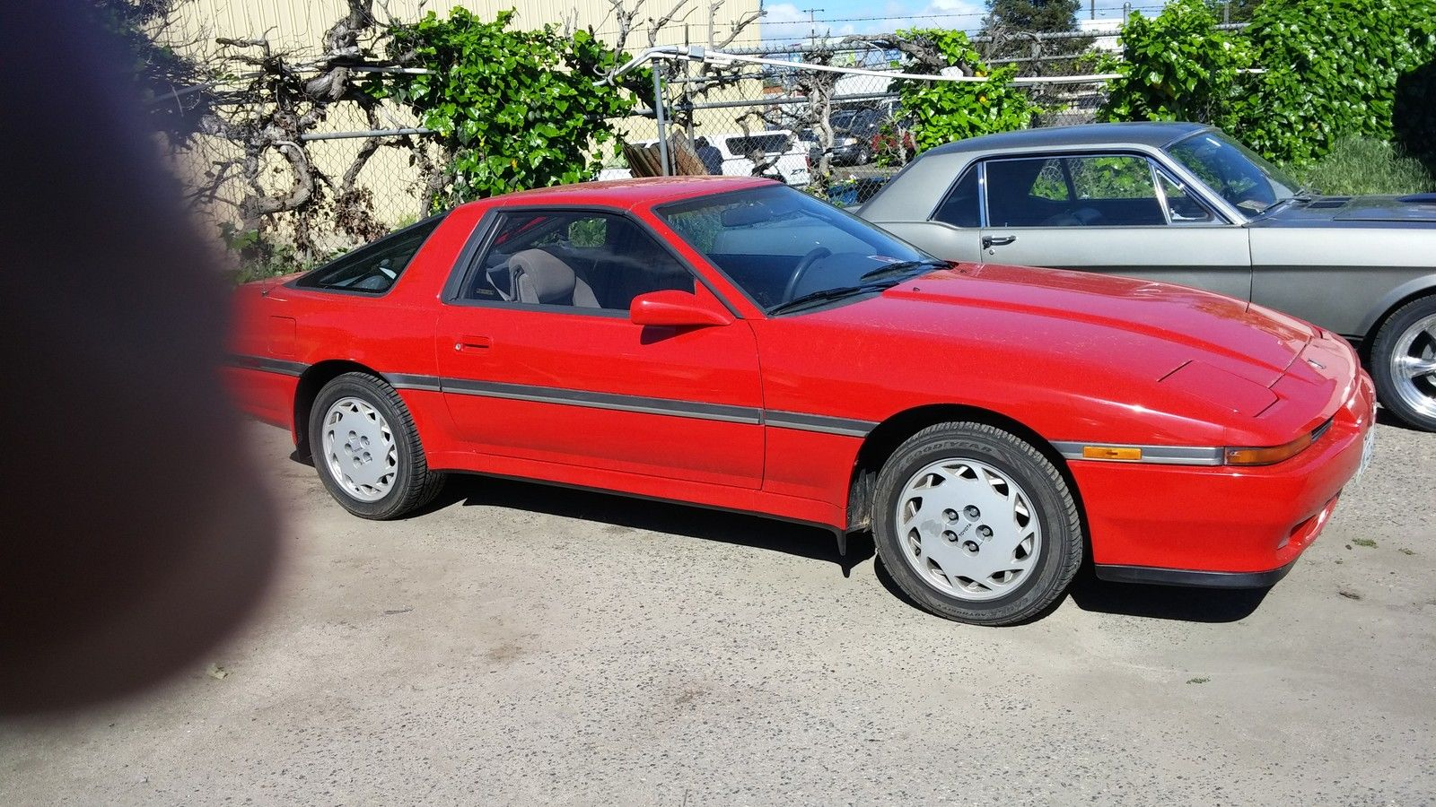 1989 Toyota Supra Sports Car For Sale