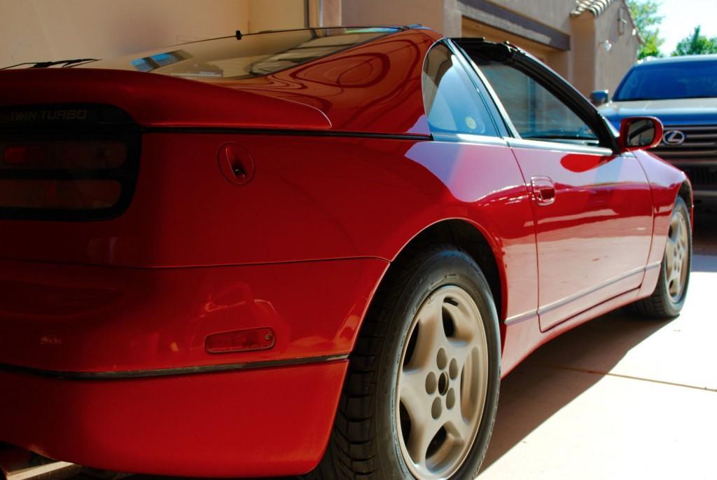 1990 Nissan 300ZX Twin Turbo