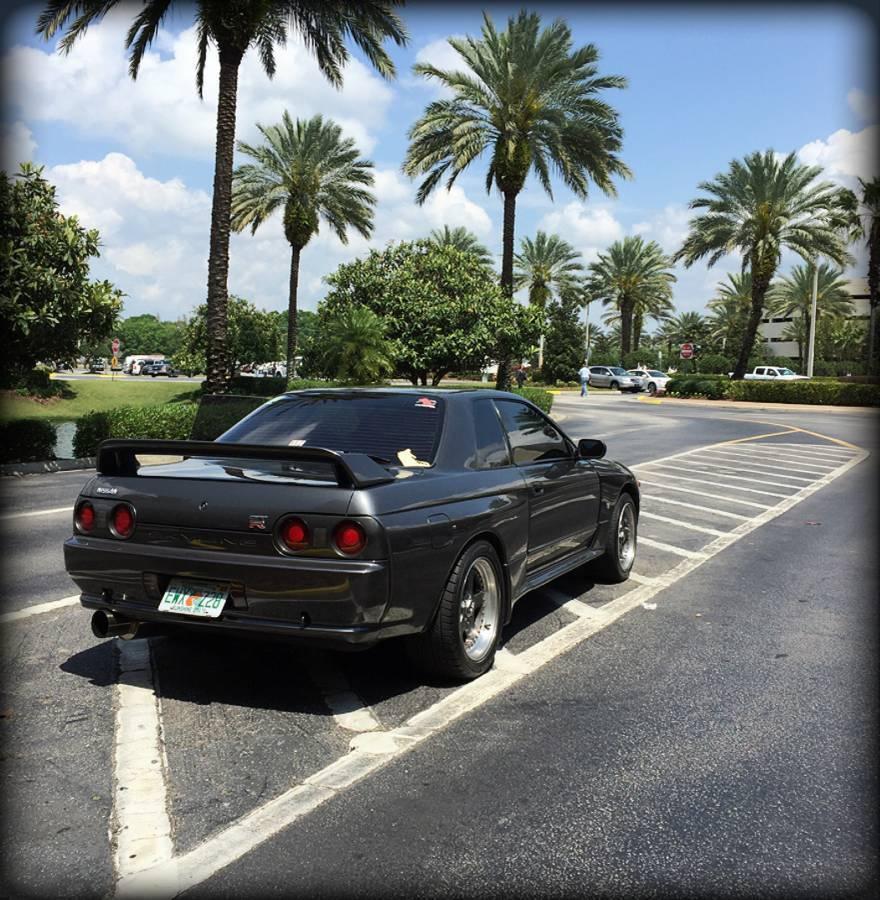 1990 Nissan Skyline GTR R32