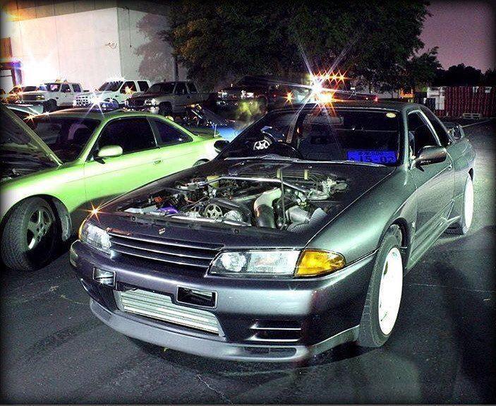 1990 Nissan Skyline GTR R32 for sale