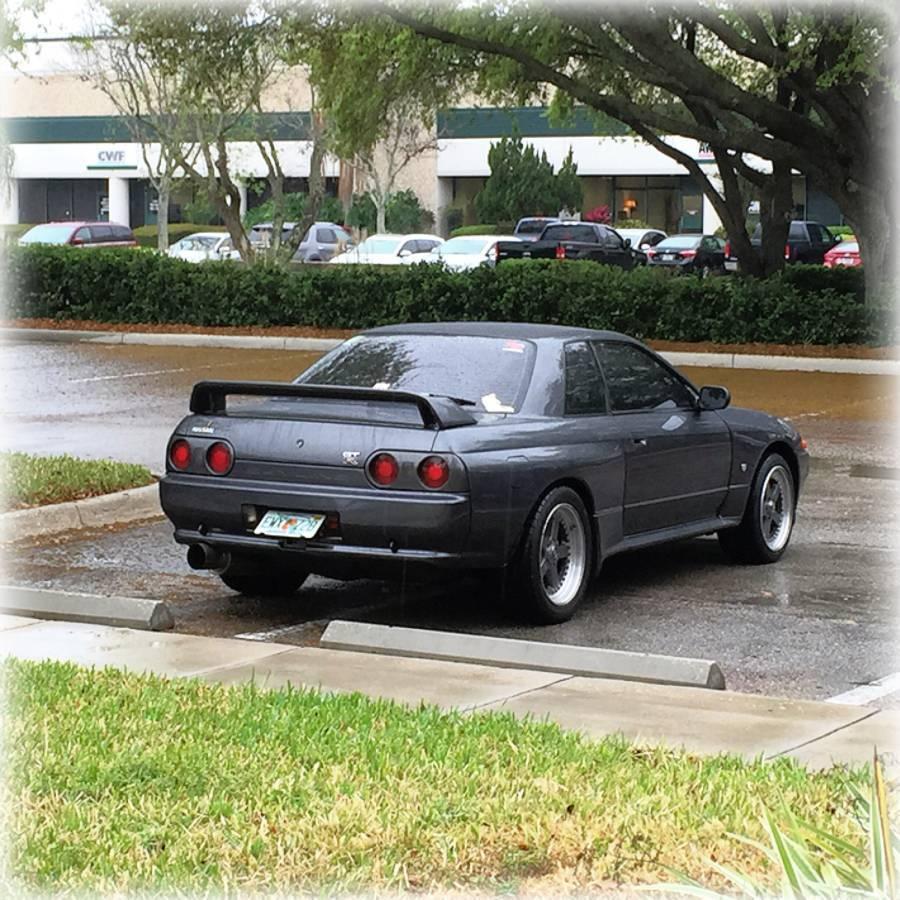 Nissan Skyline Gtr R For Sale