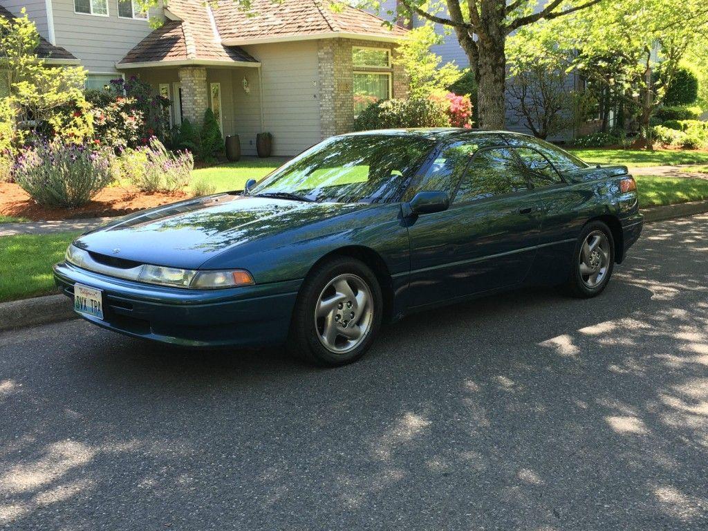 1992 Subaru SVX Coupe