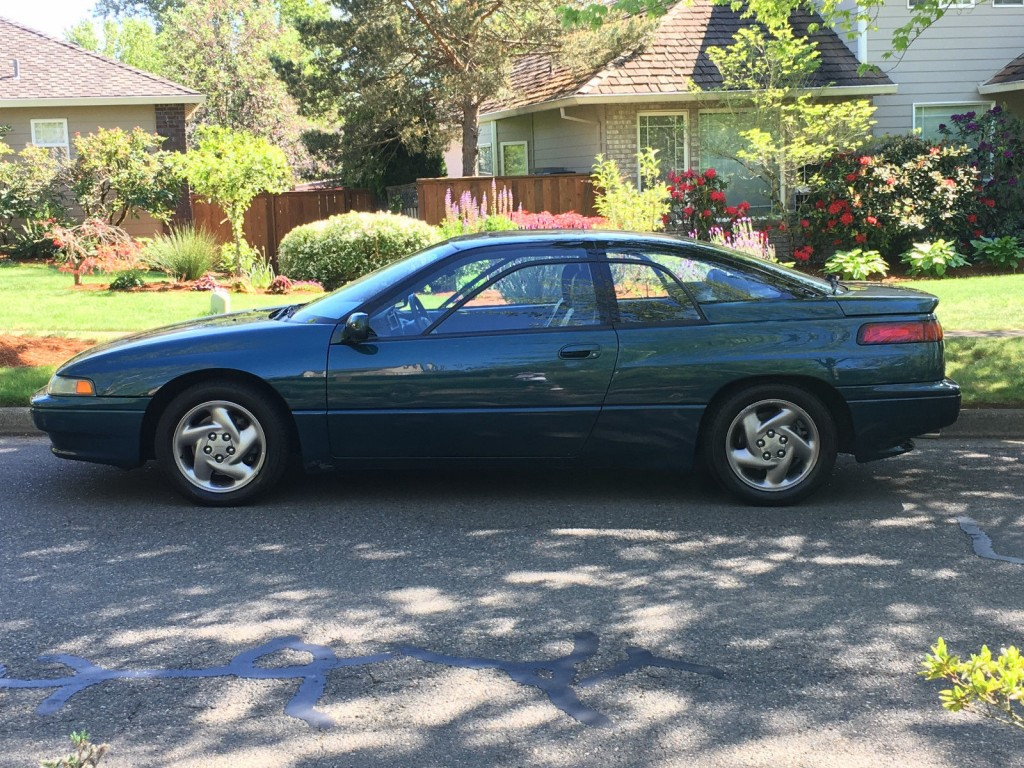 1992 Subaru Svx Coupe For Sale