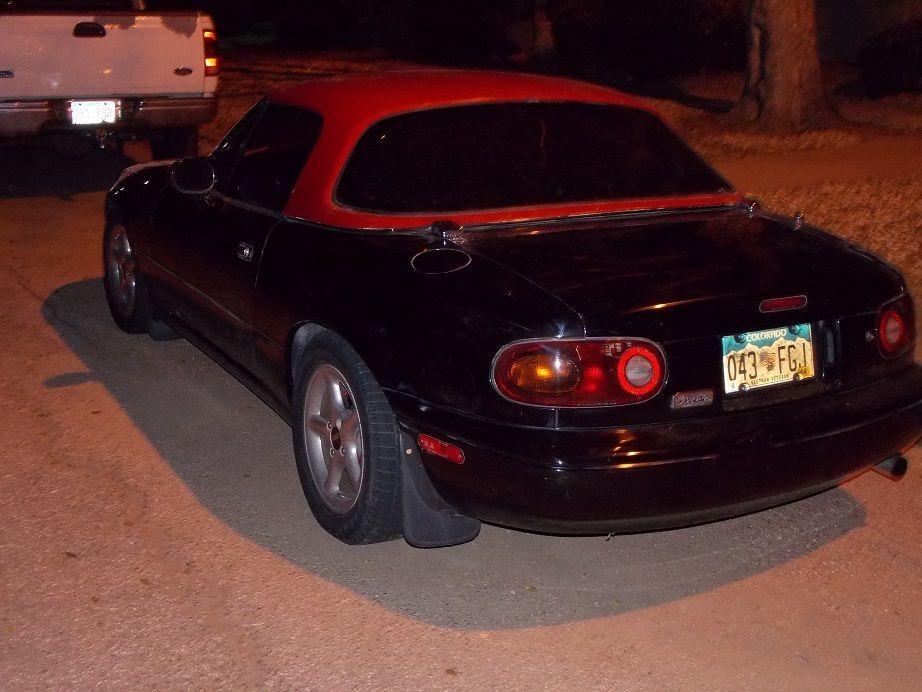 1993 Mazda MX 5 Miata
