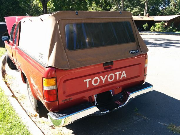 1994 Toyota Pickup DLX Extended Cab