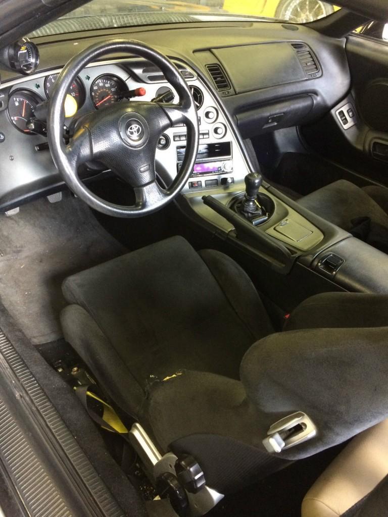 1994 Toyota Supra Twin Turbo
