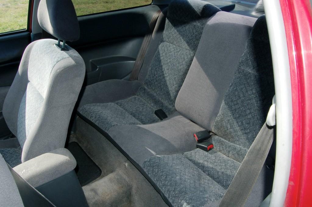 1996 Honda Civic EX Coupe