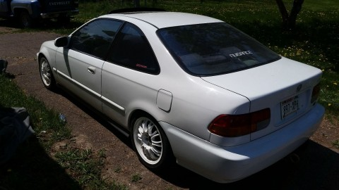 1996 Honda Civic for sale