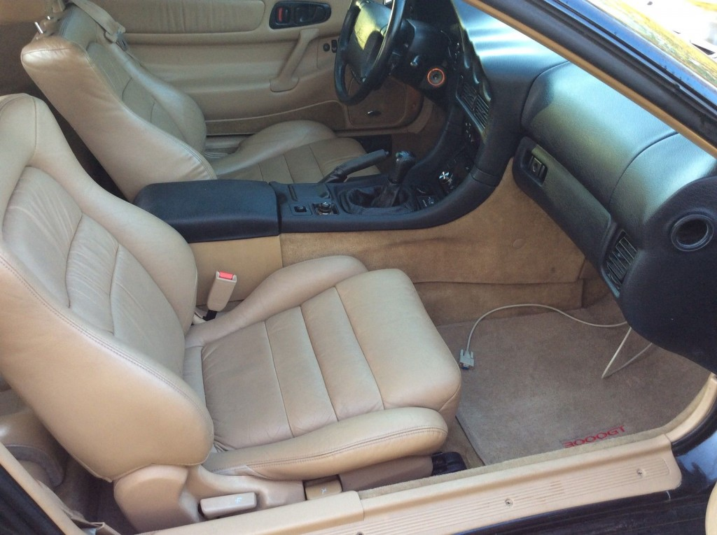1996 Mitsubishi 3000GT VR 4 Coupe