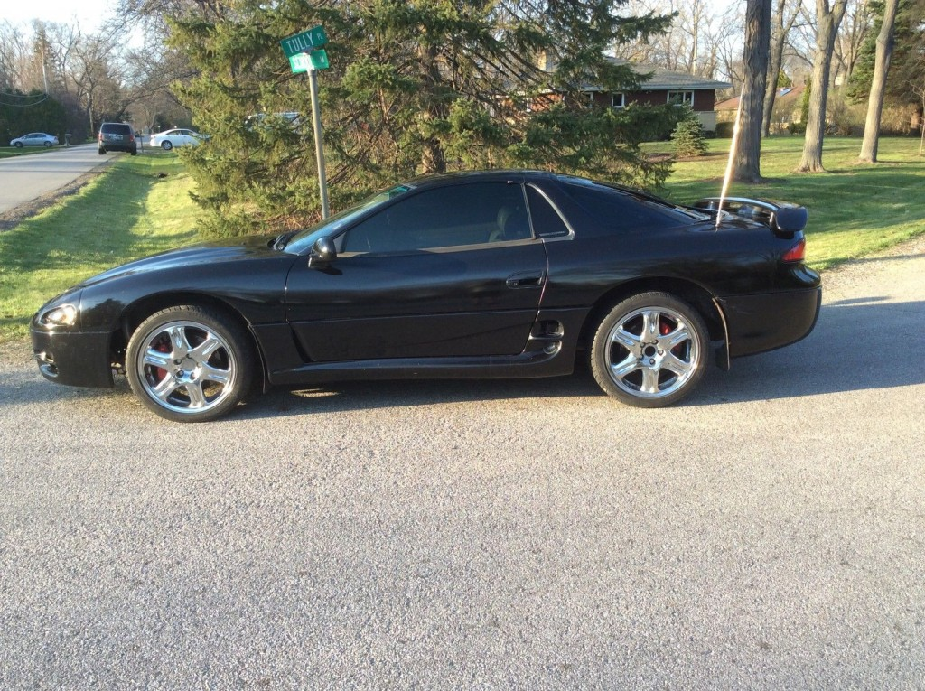 1996 Mitsubishi 3000GT VR 4 Coupe