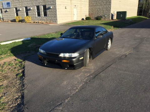 1996 Nissan 240SX SE for sale