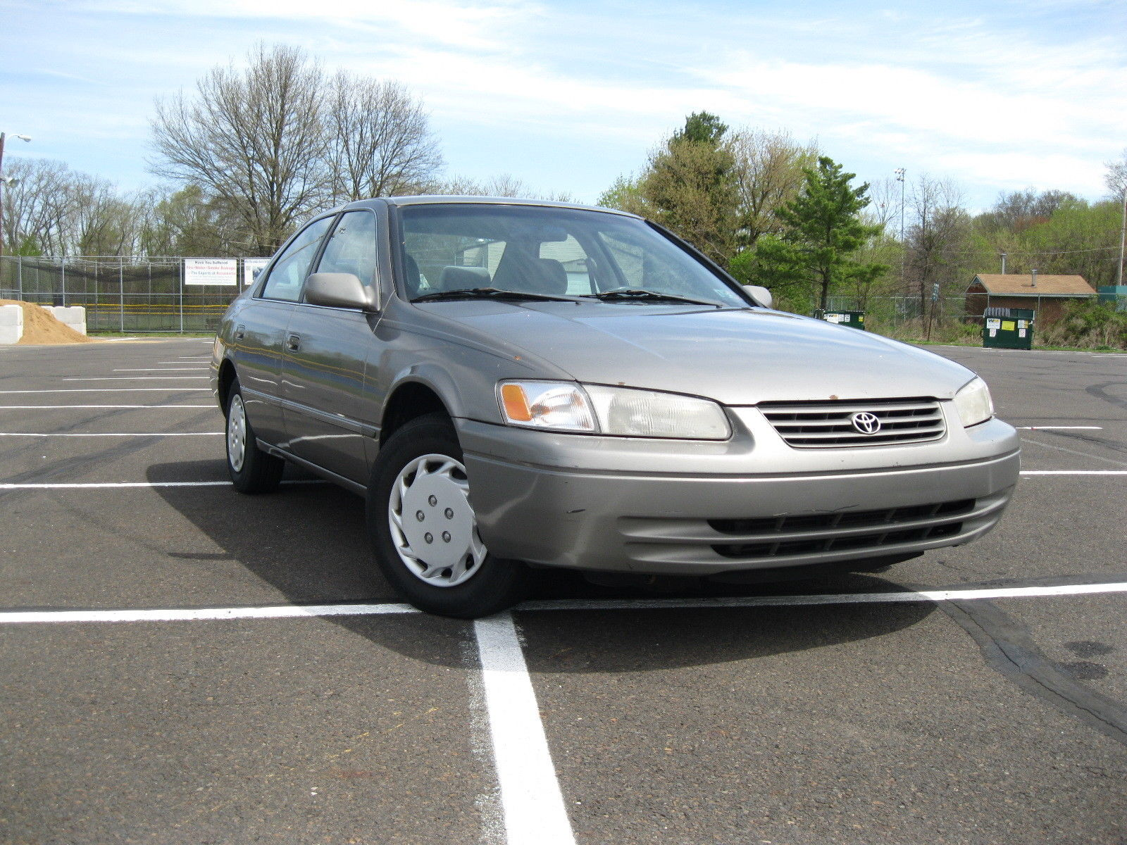 1997 toyota camry le for sale. Black Bedroom Furniture Sets. Home Design Ideas