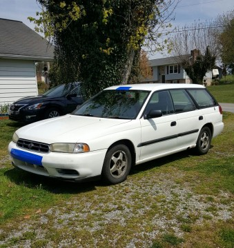 1998 Subaru Legacy Station Wagon for sale