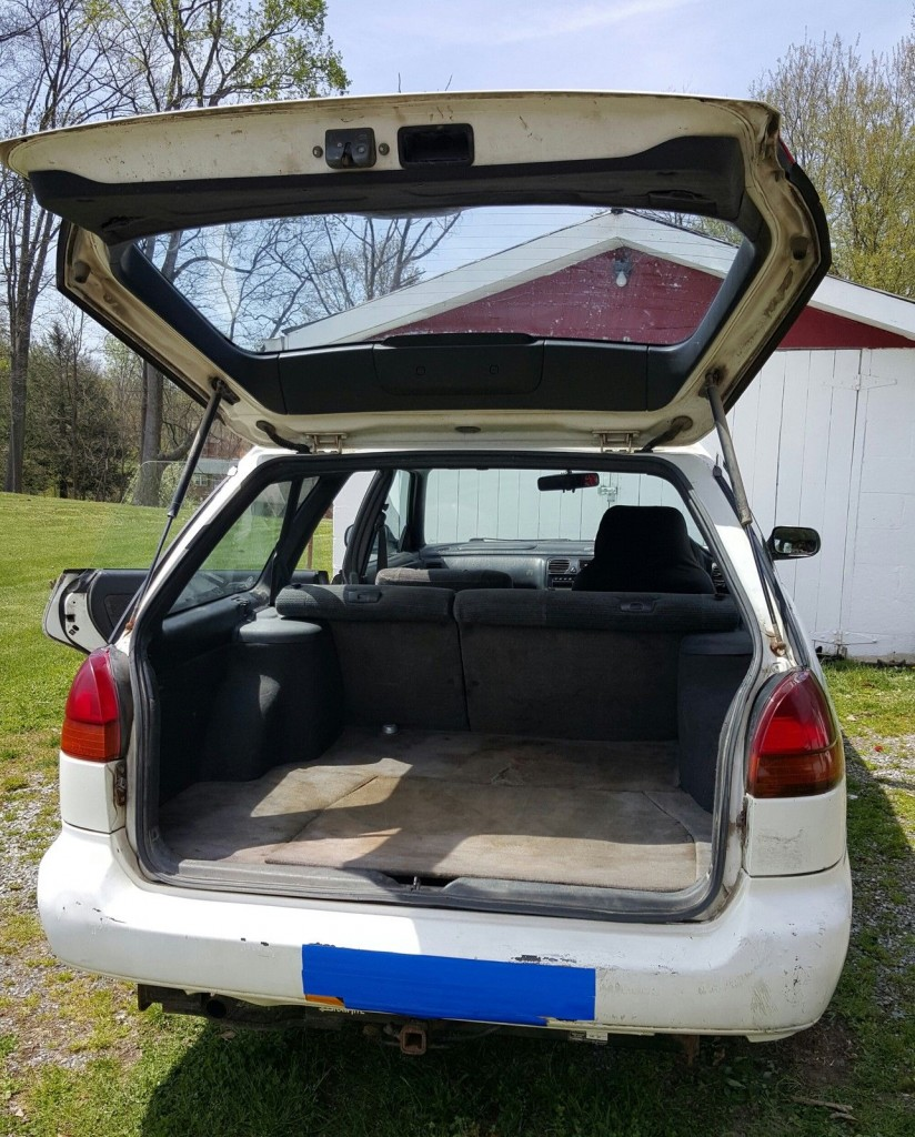 1998 Subaru Legacy Station Wagon
