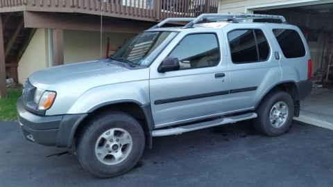 2000 Nissan Xterra SE for sale