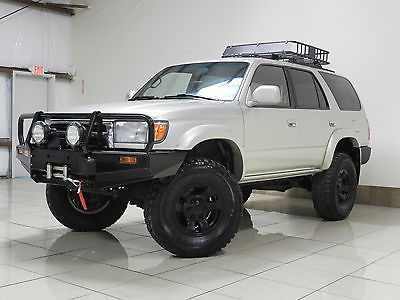 Lifted Toyota 4runner For Sale >> 2000 Toyota 4runner SR5 Lifted 4X4 for sale