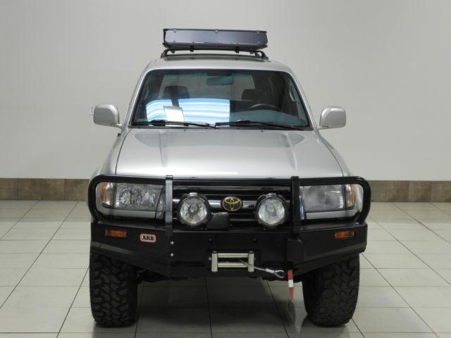 2000 Toyota 4runner Sr5 Lifted 4x4 For Sale