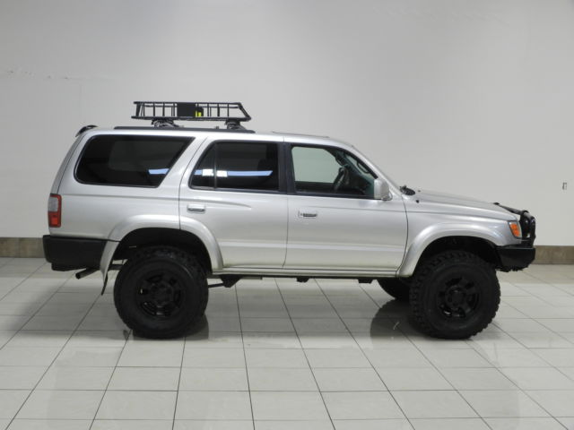 2000 Toyota 4runner SR5 Lifted 4X4