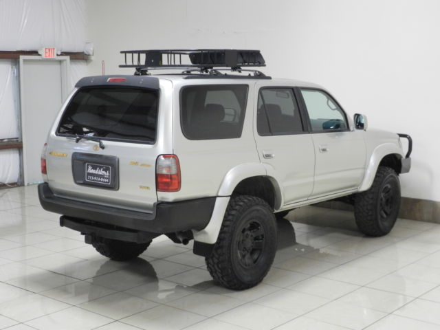 1998 Rav4 Custom >> 2000 Toyota 4runner SR5 Lifted 4X4 for sale