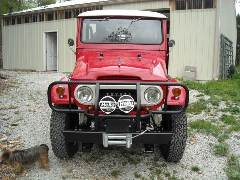 1968 Toyota Land Cruiser for sale