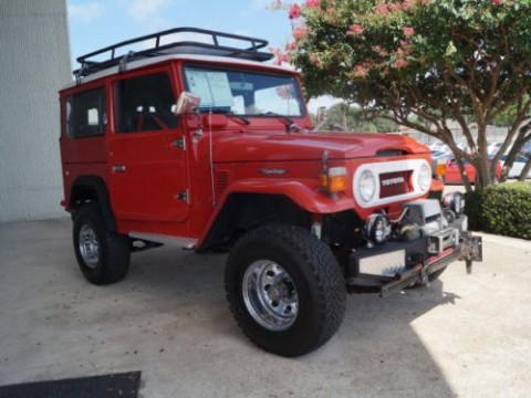 1978 Toyota FJ for sale