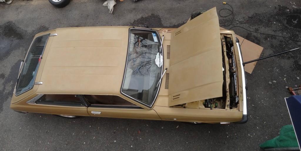 1979 Toyota Corolla TE51 Liftback