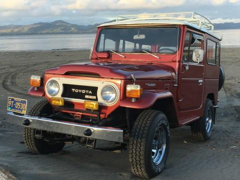 1979 Toyota Land Cruiser BJ40 Diesel for sale