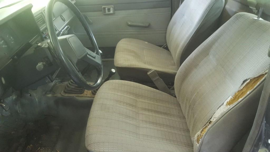 1987 Toyota Pickup 4×4