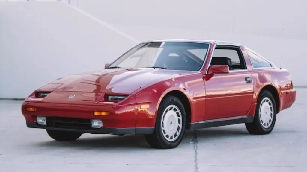 1988 nissan 300zx na for sale. Black Bedroom Furniture Sets. Home Design Ideas